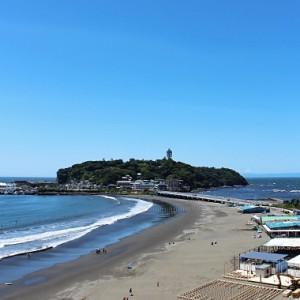 江ノ島の海の家