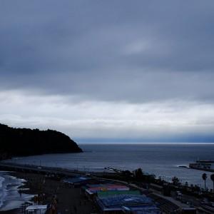 2015/08/26の江ノ島と海
