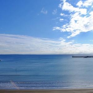 海と空 湘南