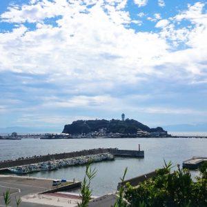 2017/08/08の江ノ島